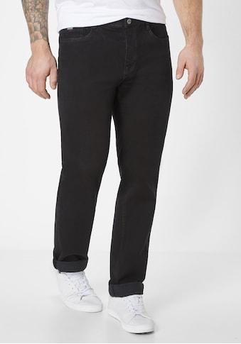 Paddock's 5-Pocket-Jeans »RANGER«, Motion & Comfort in Übergrößen kaufen