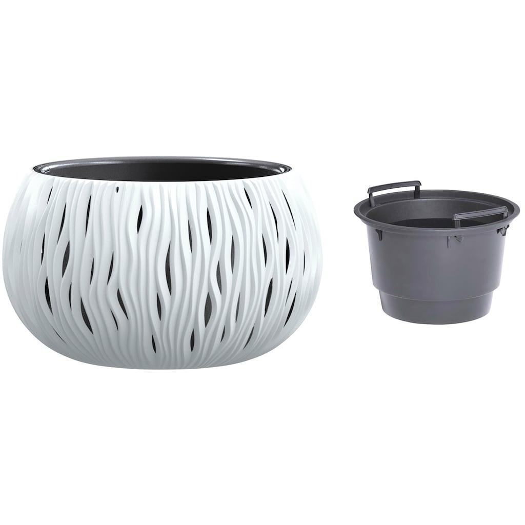 Prosperplast Pflanzkübel »Sandy Bowl«, ØxH: 47,8x30 cm