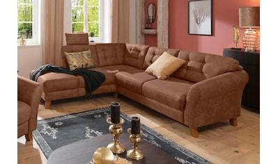 Home affaire Ecksofa »Trondheim« kaufen