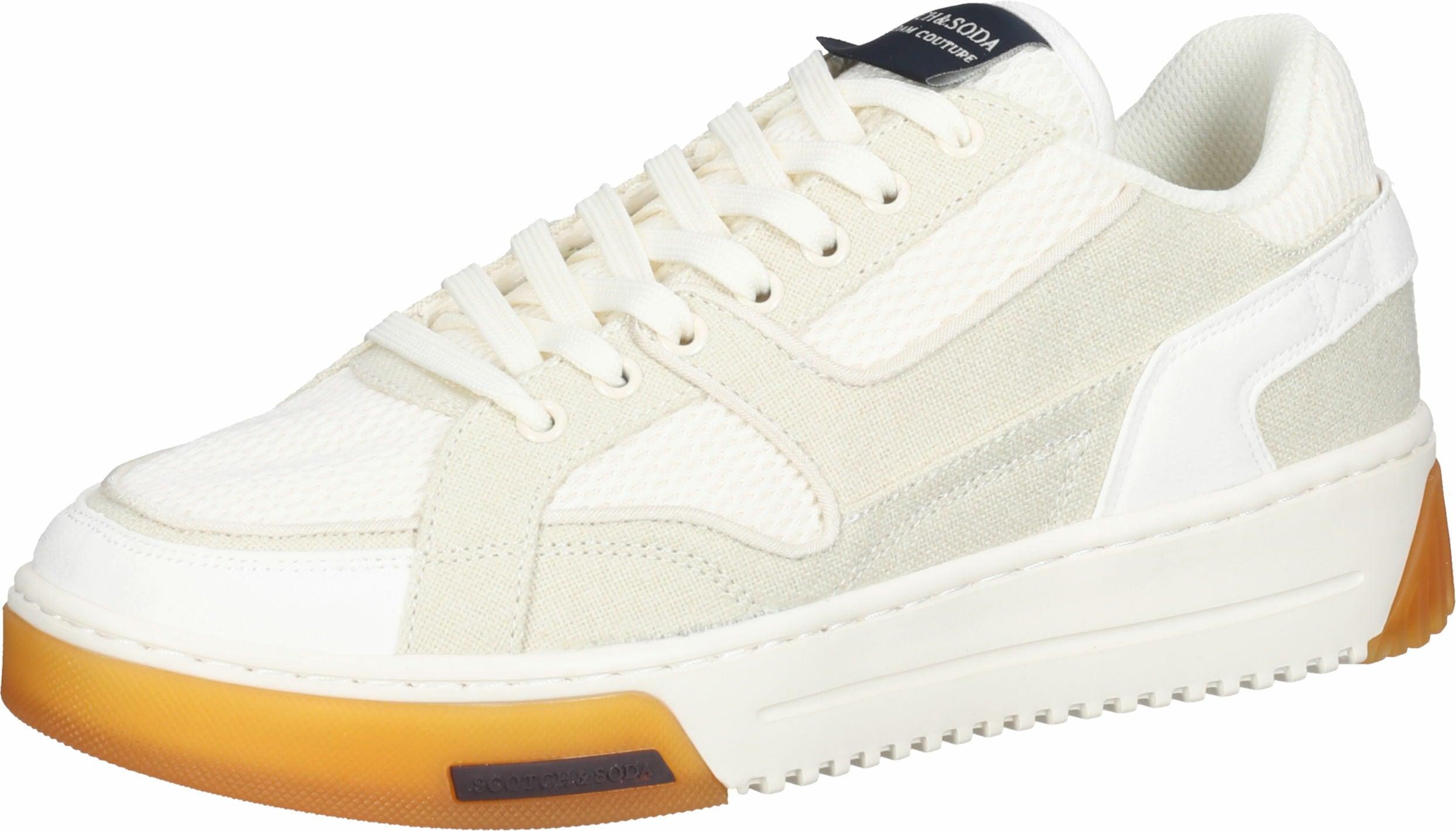 scotch & soda -  Sneaker Veloursleder/Textil