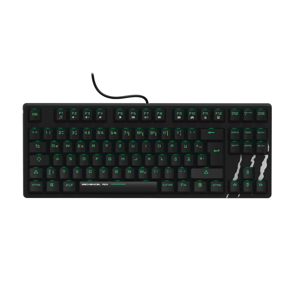 """uRage Slim-Size-Gaming-Keyboard """"uRage M3chanical RDX"""""""