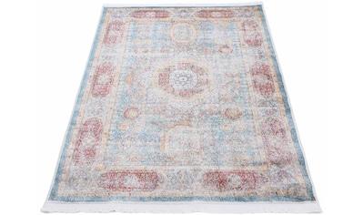 carpetfine Teppich »Mora«, rechteckig, 7 mm Höhe kaufen