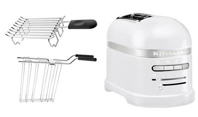 KitchenAid Toaster »Artisan 5KMT2204EFP«, 2 kurze Schlitze, für 2 Scheiben, 1250 W kaufen