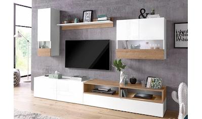 Tecnos Wohnwand »Negroni« kaufen