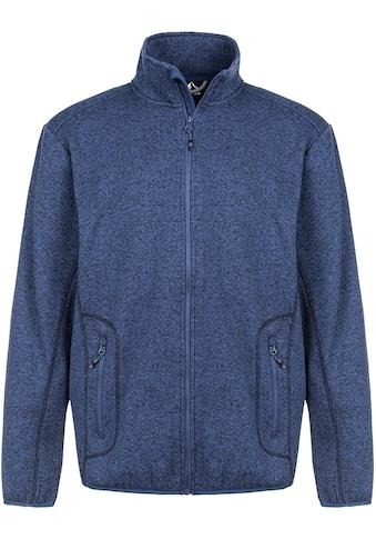 WHISTLER Fleecejacke »Sampton M Melange Fleece Jacket«, aus schnell trocknenden Materialien kaufen