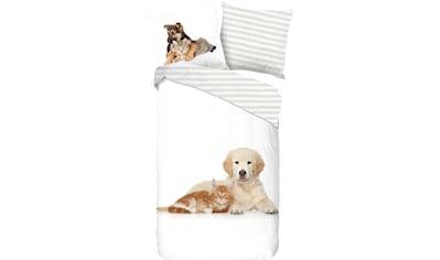 Kinderbettwäsche »Cuddles«, good morning kaufen