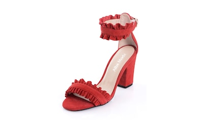 Alba Moda Sandaletten in femininer Form kaufen