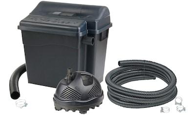 Ubbink Teichfilter »FiltraClear 2500 PlusSet«, mit UVC-Klärer, für Teiche bis: 2.500 l/h kaufen