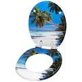 Sanilo WC-Sitz »Karibik«, mit Absenkautomatik