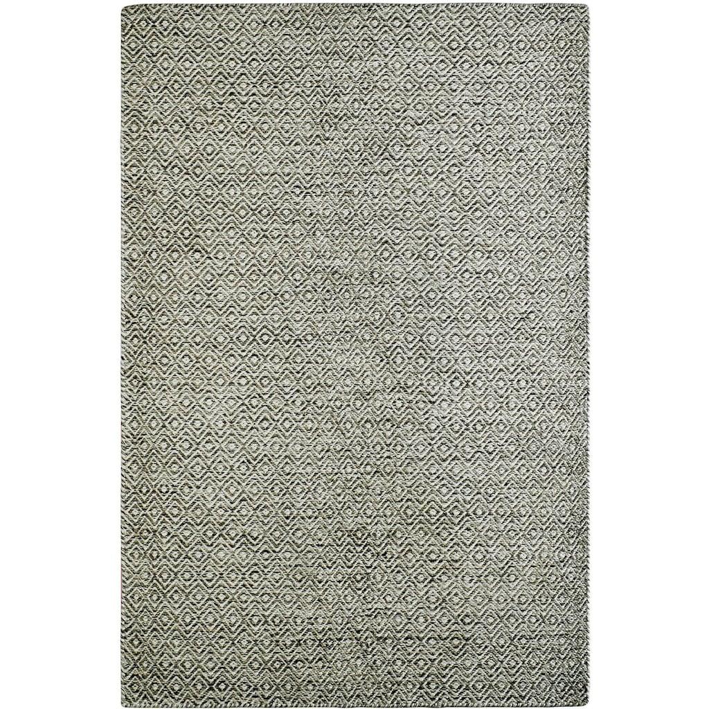 Obsession Wollteppich »My Jaipur 334«, rechteckig, 14 mm Höhe, reine Wolle, handgewebt, Wohnzimmer