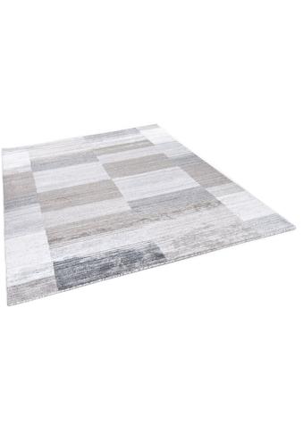 THEKO Teppich »MONTANA LUXURY 928-15«, rechteckig, 13 mm Höhe, Seidenoptik,... kaufen