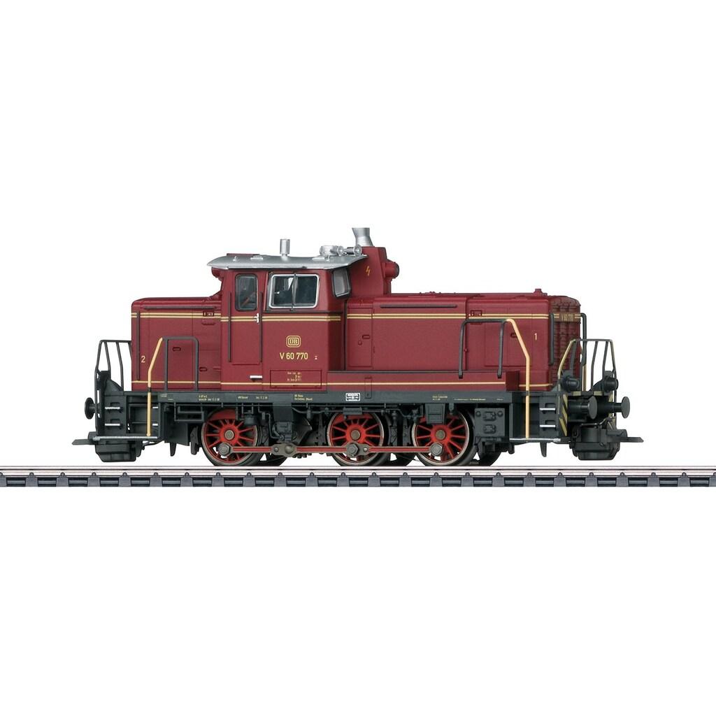 Märklin Diesellokomotive »Rangierlokomotive BR V 60 770 DB - 37861«