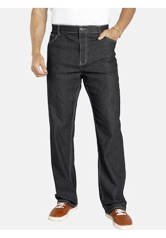 Jan Vanderstorm Dehnbund-Jeans »SOA«, (Packung, 2 tlg., 2er-Pack), mit flexiblem Innendehnbund kaufen