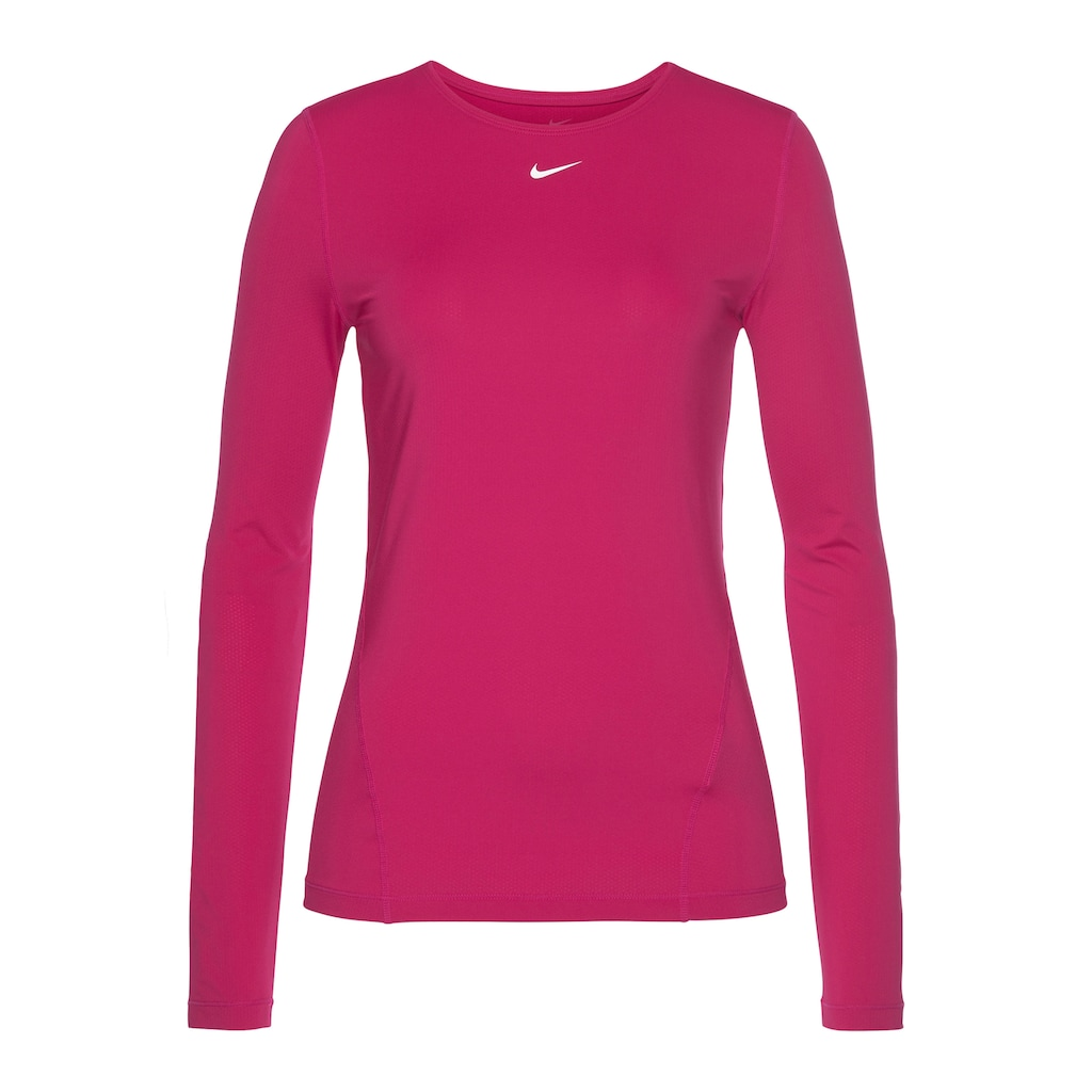 Nike Langarmshirt »Nike Pro Women's Long-Sleeve Mesh Top«