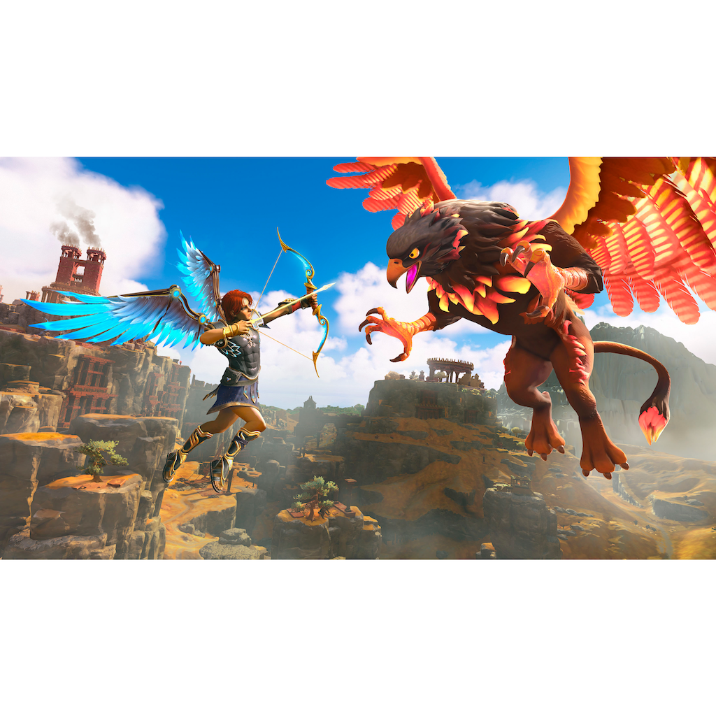 UBISOFT Spiel »Immortals Fenyx Rising Gold Edition«, PlayStation 4