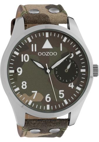 OOZOO Quarzuhr »C10326« kaufen