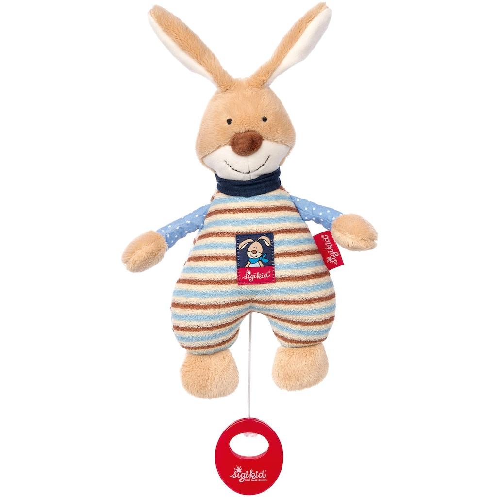 Sigikid Spieluhr »Semmel Bunny, Hase«, Made in Europe