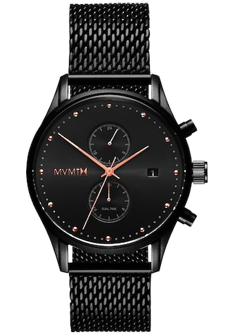 MVMT Multifunktionsuhr »Voyager, D-MV01-BBRG« kaufen