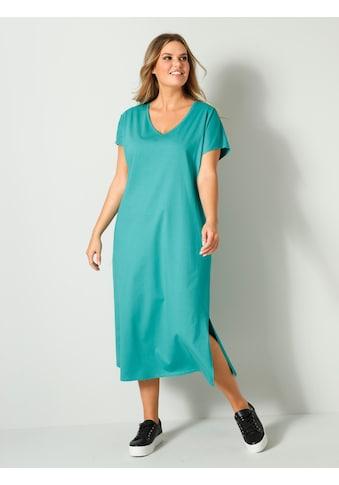 Janet & Joyce by HAPPYsize Jerseykleid, aus reiner Baumwolle kaufen