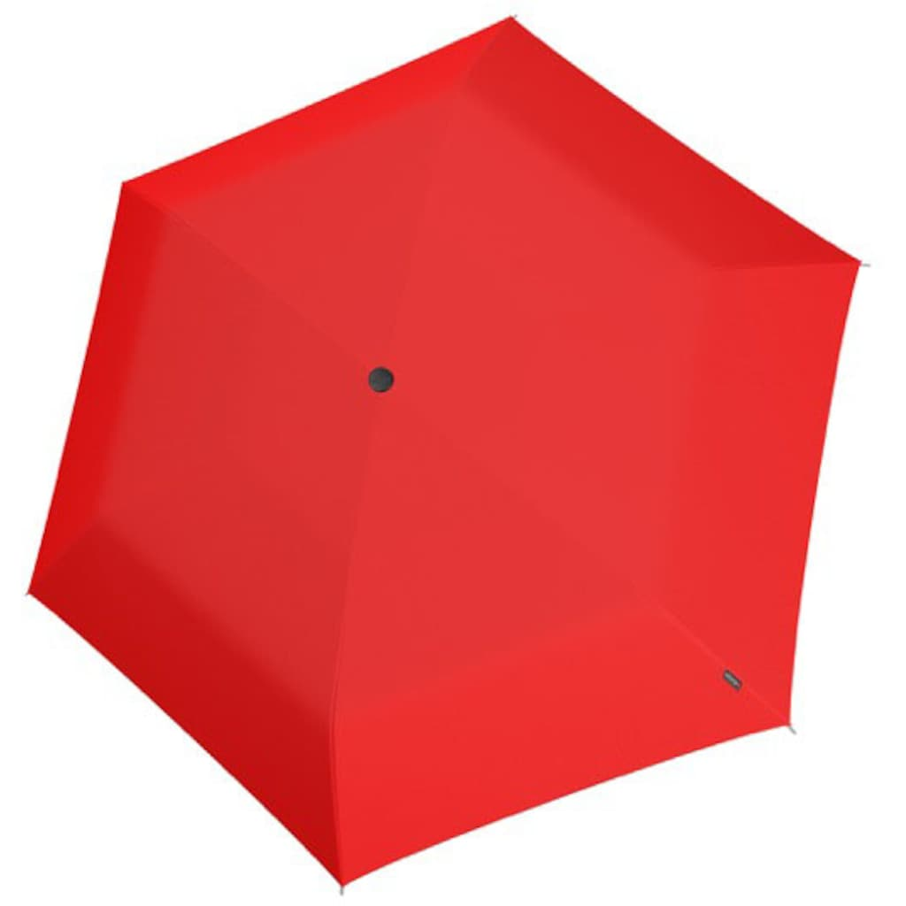 Knirps® Taschenregenschirm »US.050 Ultra Light Red«