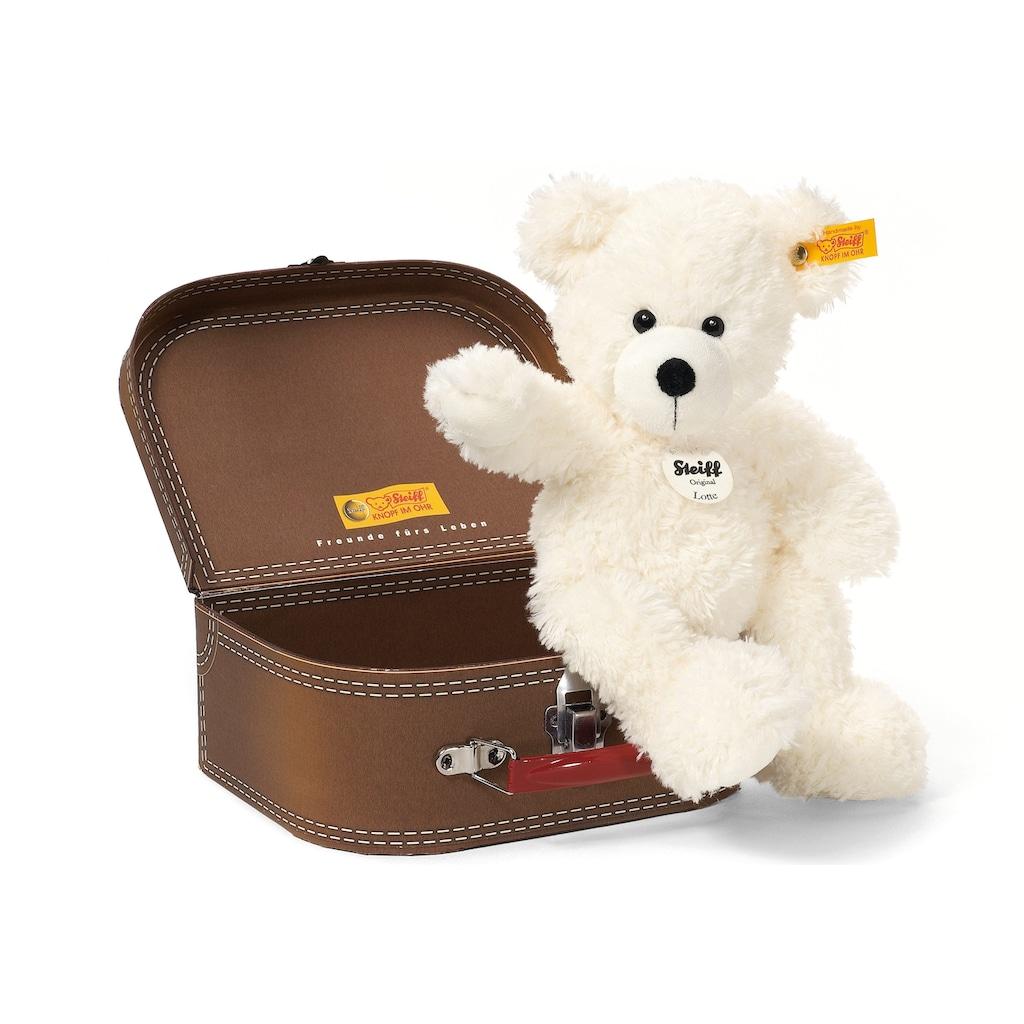 Steiff Kuscheltier »Lotte Teddybär im Koffer«