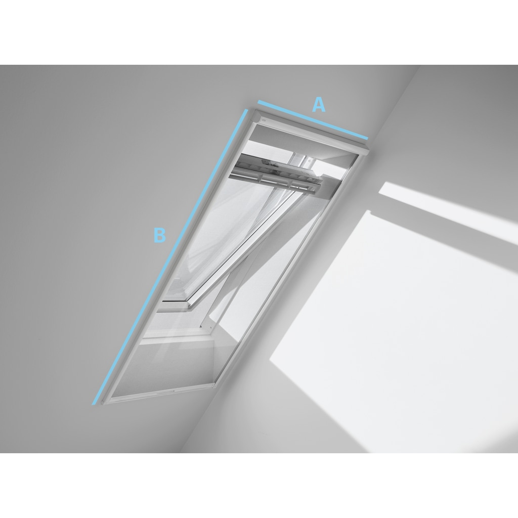 VELUX Insektenschutz-Dachfenster-Rollo »ZIL SK06 0000SWL«, für max. Dachausschnitt: 1120 x 2000 mm