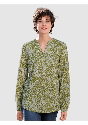 Dress In Tunika, mit floralem Druck kaufen