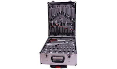 Werkzeugkoffer »Werkzeug - Trolley 186 - tlg.« kaufen