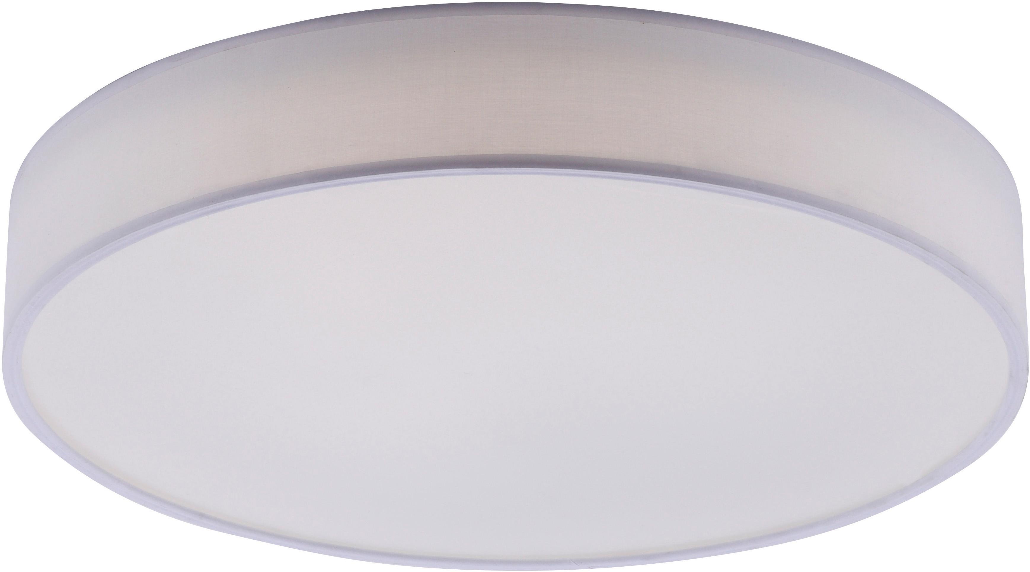 TRIO Leuchten LED Deckenleuchte DIAMO, LED-Board, Warmweiß-Neutralweiß, Mit WiZ-Technologie für eine moderne Smart Home Lösung