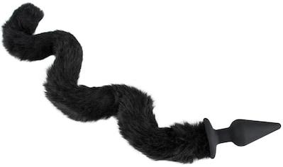 """Bad Kitty Analplug """"Plug with cat tail"""" kaufen"""