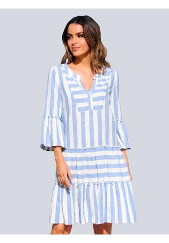 Alba Moda Strandkleid, mit Leinen kaufen