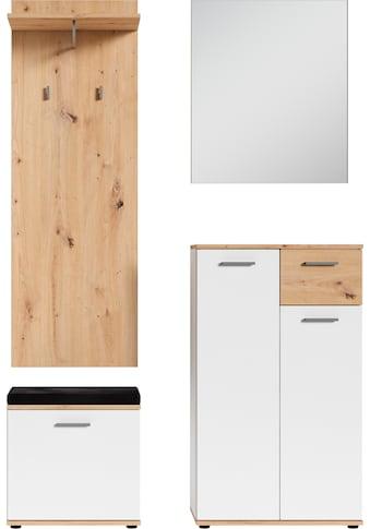 Homexperts Garderoben - Set »Justus« (Set, 4 - tlg) kaufen