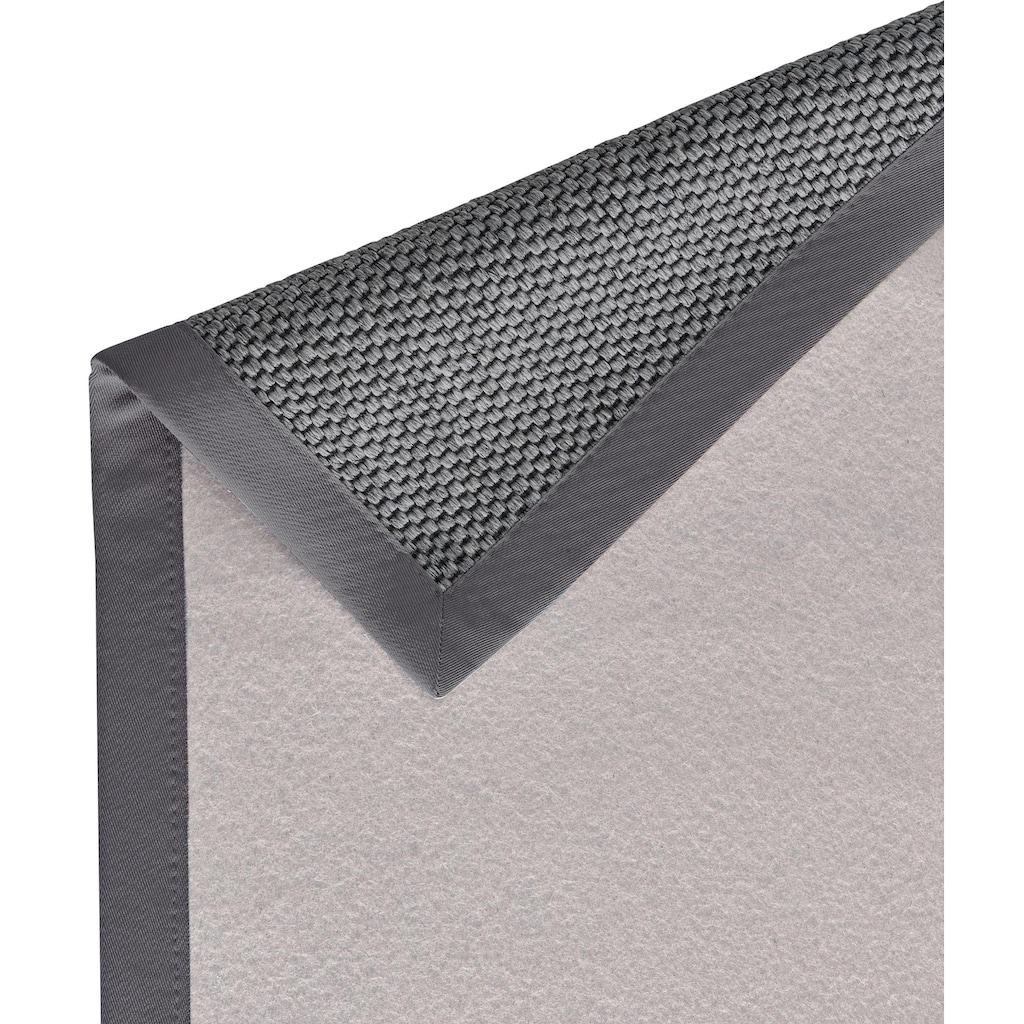 Teppich, »Naturana Panama«, Dekowe, rechteckig, Höhe 8 mm, maschinell gewebt