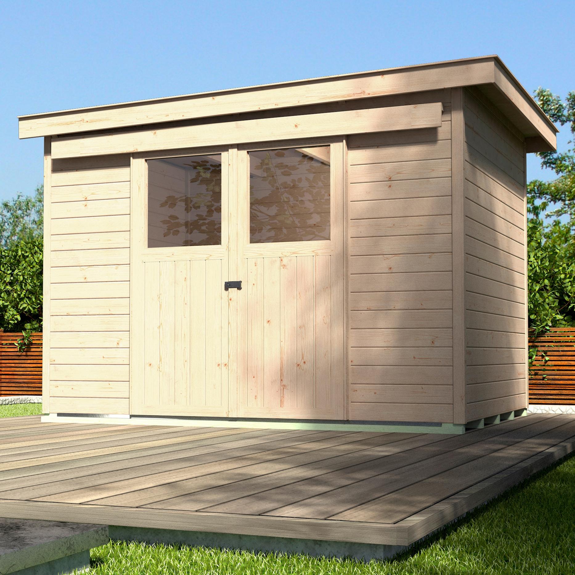 Gartenhaus Mit Fußboden Kaufen ~ Weka gartenhaus gr « bxt cm inkl fußboden online