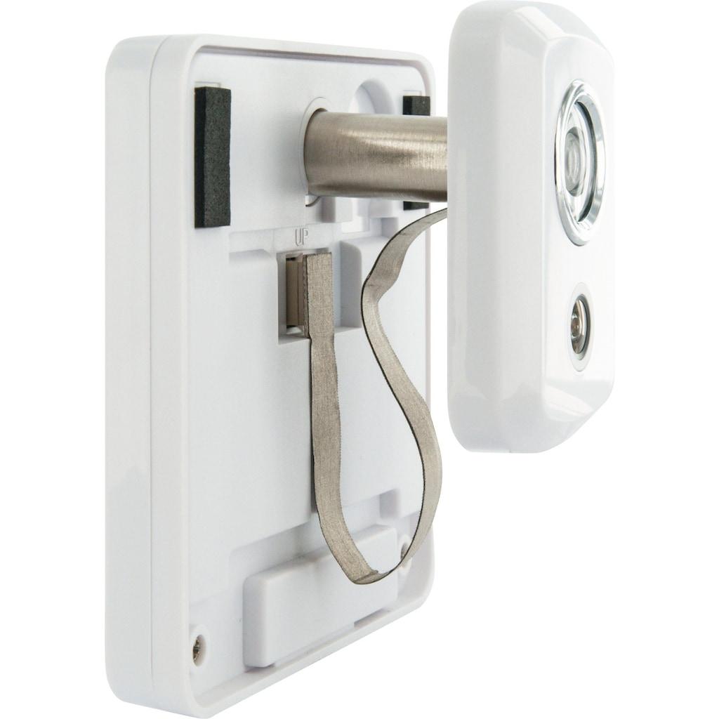 SCHWAIGER Digitaler und optischer Türspion mit HD Bild