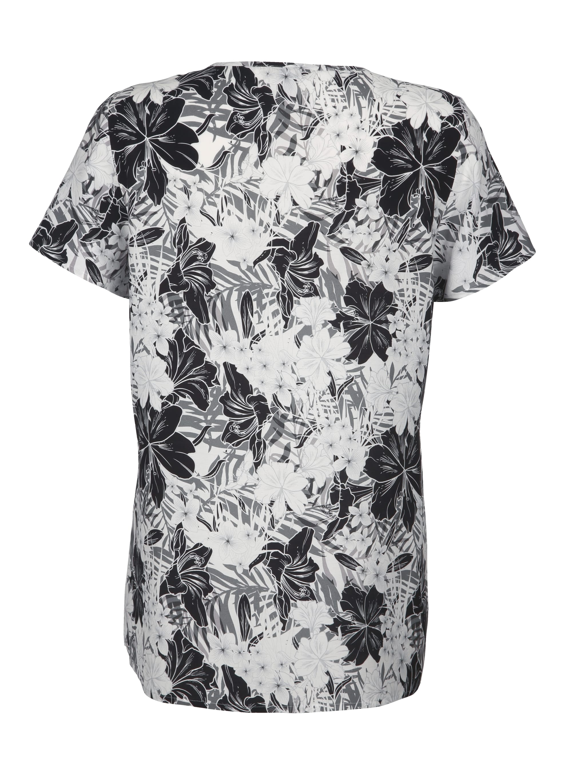 Alba Moda Blusenshirt aus reiner Viskose