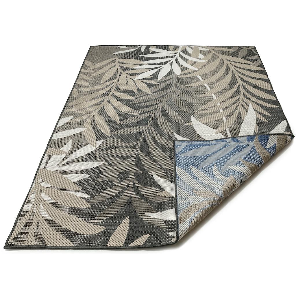 Guido Maria Kretschmer Home&Living Teppich »Jungel«, rechteckig, 5 mm Höhe, In- und Outdoor geeignet, Wohnzimmer