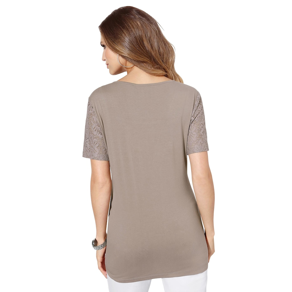 Lady 2-in-1-Shirt