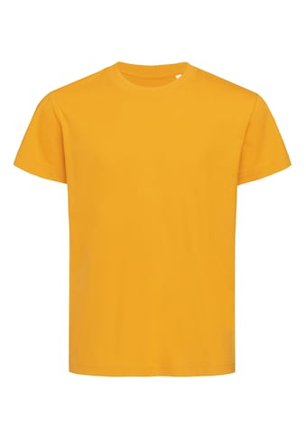 Stedman T-Shirt »Organic Kids-T«, in schlichtem Design kaufen