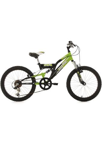 KS Cycling Jugendfahrrad »Zodiac«, 6 Gang Shimano Tourney Schaltwerk, Kettenschaltung kaufen