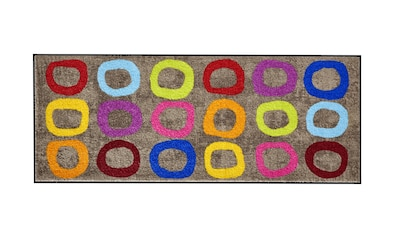 FußmattePreisstarCOL CIRCLE waschbar kaufen