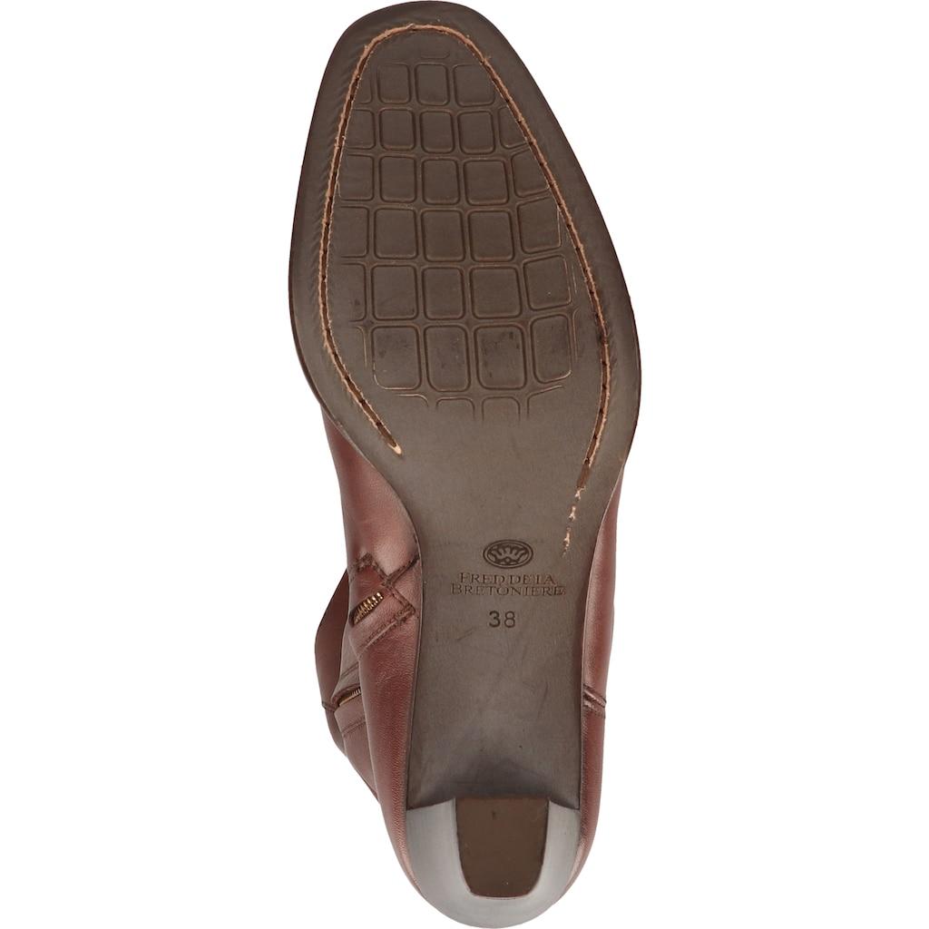 Fred de la Bretoniere High-Heel-Stiefel »Nappaleder«