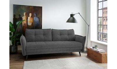 Places of Style 3-Sitzer »Jonah«, mit komfortabler Armlehn-Verstellung kaufen