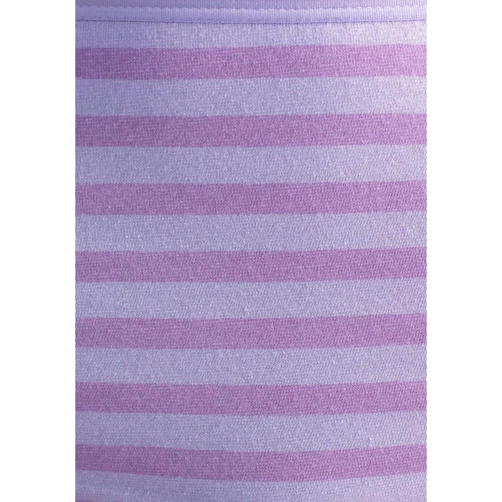 Go in Jazz-Pants Slips, (10 St.), mit tollem Streifendruck