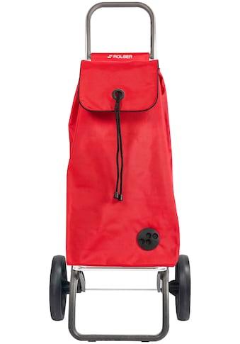 ROLSER Einkaufstrolley »RSG I - Max MF«, in verschiedenen Farben, Max. Tragkraft: 50 kg kaufen
