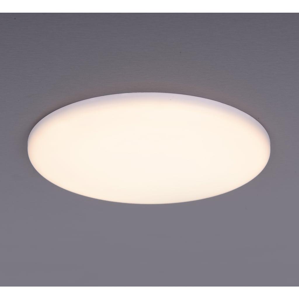 näve LED Einbauleuchte »Sula«, LED-Board, 1 St., Neutralweiß, im Bade- und Duschbereich einsetzbar
