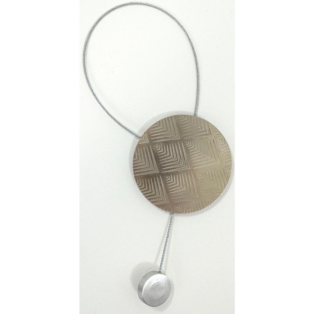 VHG Raffhalter »Aria«, Raffhalter, Magnet, Accessoire