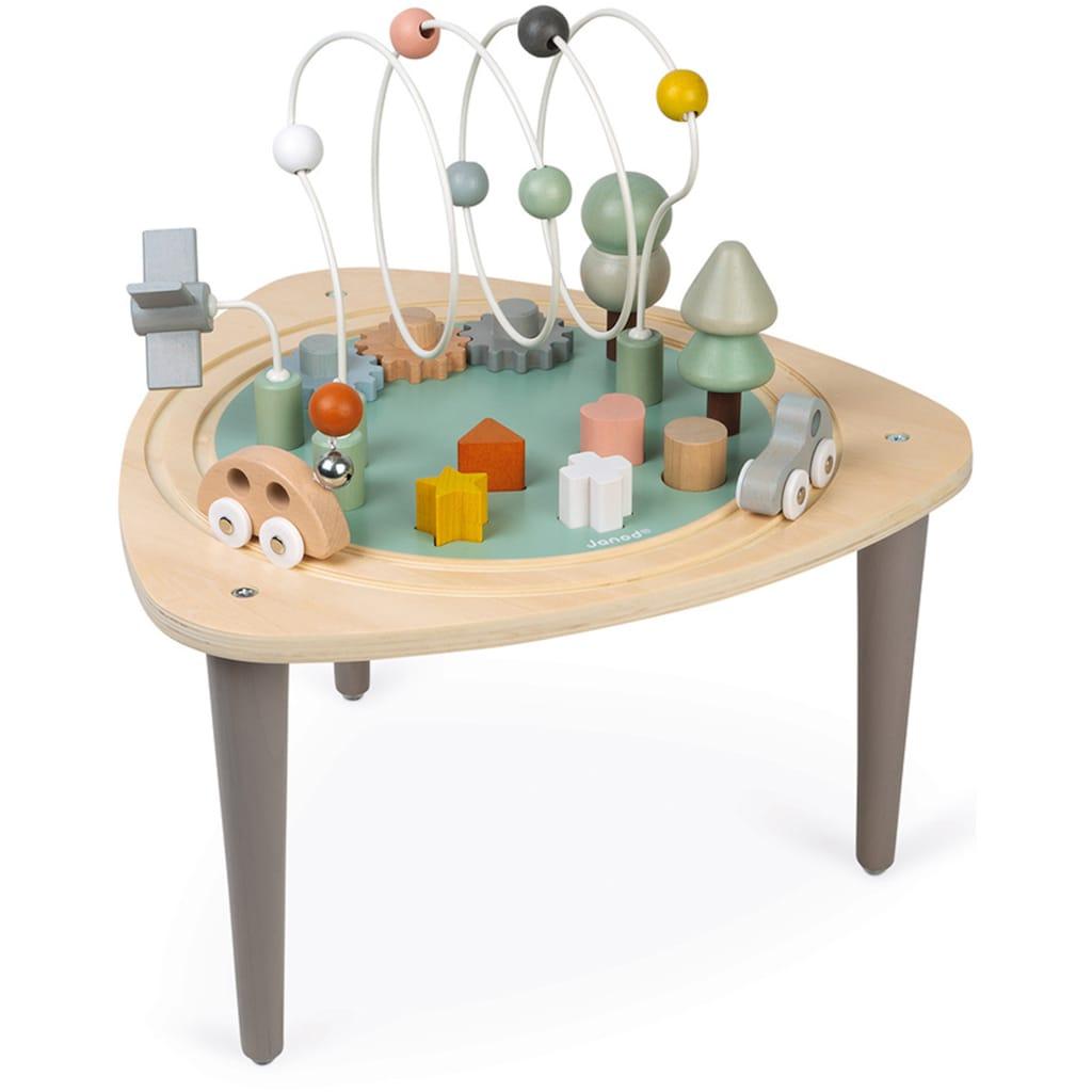 Janod Spieltisch »Sweet Cocoon«, FSC®-Holz aus gewissenhaft bewirtschafteten Wäldern