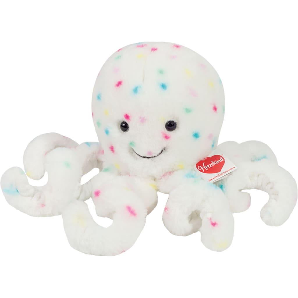 Teddy Hermann® Kuscheltier »Oktopus Confetti 30 cm«