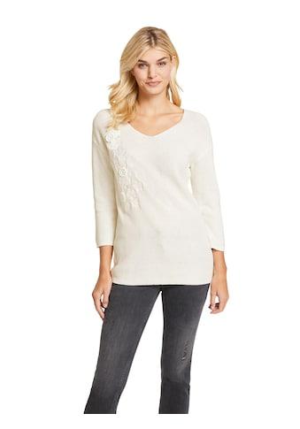 LINEA TESINI by Heine V-Ausschnitt-Pullover »Pullover« kaufen